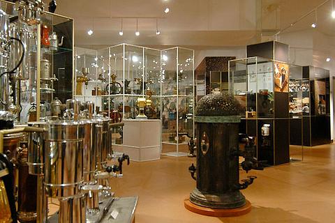 Kaffemuseum Betriebsführungen
