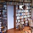 Bibliothèque cerisier