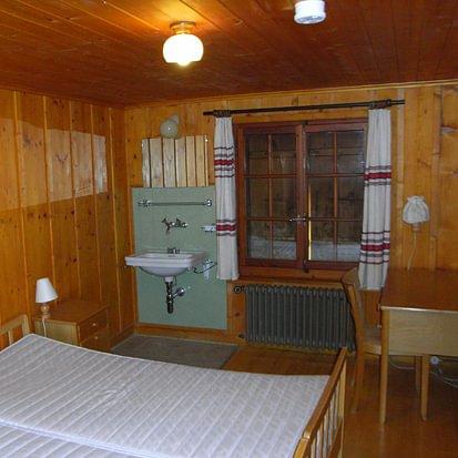 Chambre avant hôtel de Mauvoisin