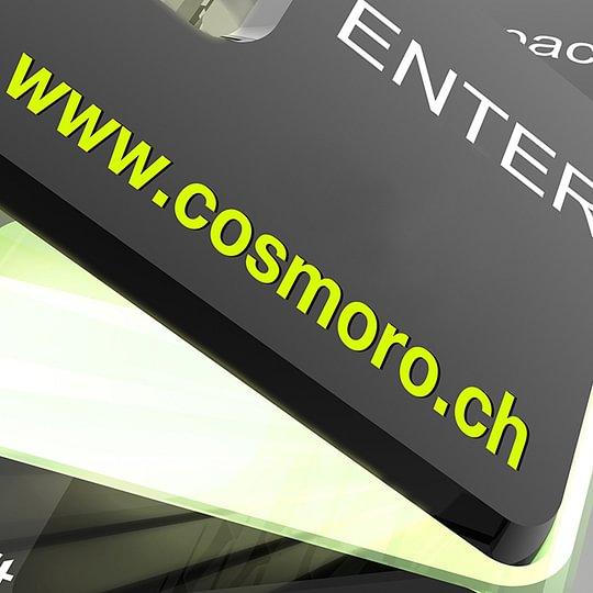 cosmoro GmbH Enter cosmoro
