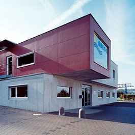 Geschäftsgebäude Seestrasse 202, 8806 Bäch