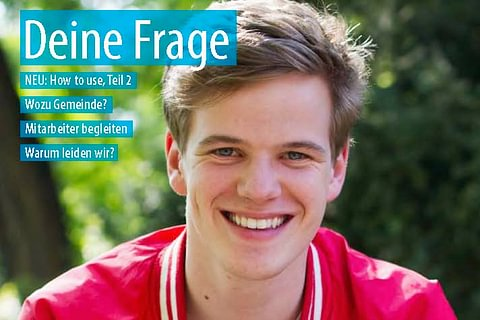 TEC:–Das Mitarbeitermagazin für die christliche Teenager- Jugend und Konfirmand