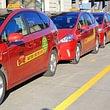umweltfreundliche Flotte mit 9 Vollhybrid-Taxis