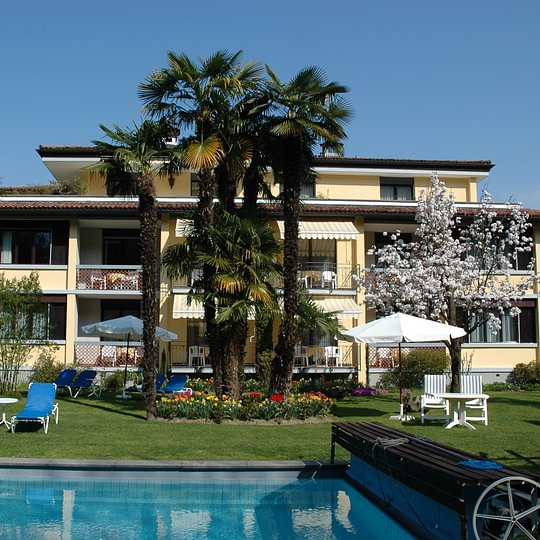 Villa Siesta Park Losone