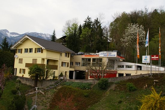 Autospritzwerk André Kiser GmbH