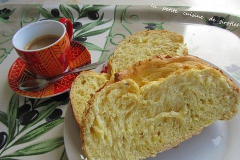 Café - Brioche