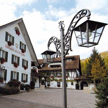 Willkommen im Romantik Hotel Landgasthof zu den Drei Sternen