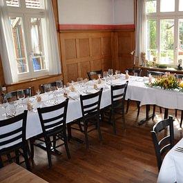 Saal Restaurant Neuhaus
