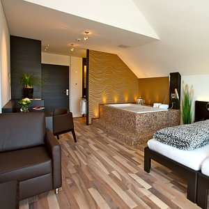Junior Suite mit Wellness - Badewanne