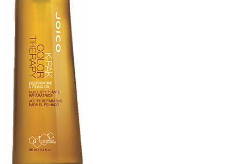 K-Pak Color Therapy Restorative Styling Oil  Joico