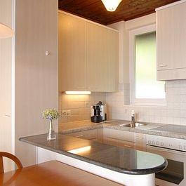 Eine unserer Küchen in unseren Studios