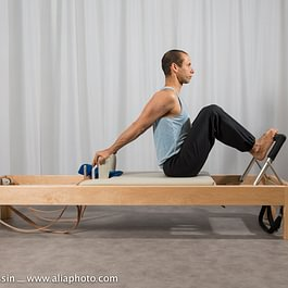 Banc Reformer - Stomach Massage