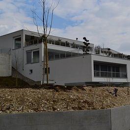 Fassaden- Gipserarbeiten Bergweg Sissach