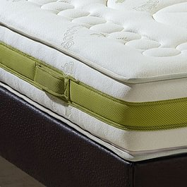 Matelas Biotex, latex version prestige