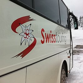 swisstouring car 50 places geneve