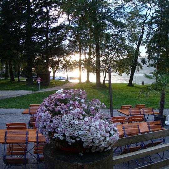 Aussicht im Bel Lago