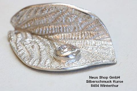 Silberschmuck Basis Kurs Artclay