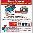 Transfert Cassettes Mini Dv, Video 8, Super 8