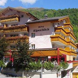 Hotel Ansicht Sommer