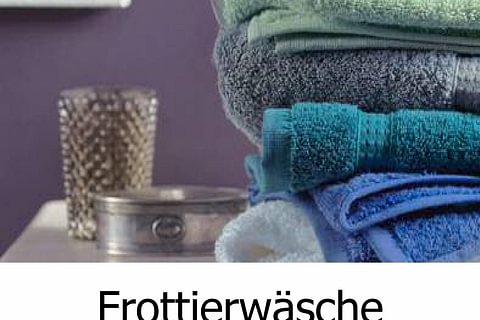 Frottierwäsche