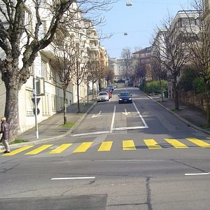 Rumine, monter cette rue