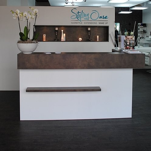 Empfang - Styling Oase - Coiffeur - Ebikon