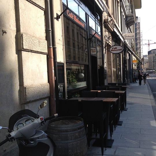 Pasta & Vino (Café Huissoud)
