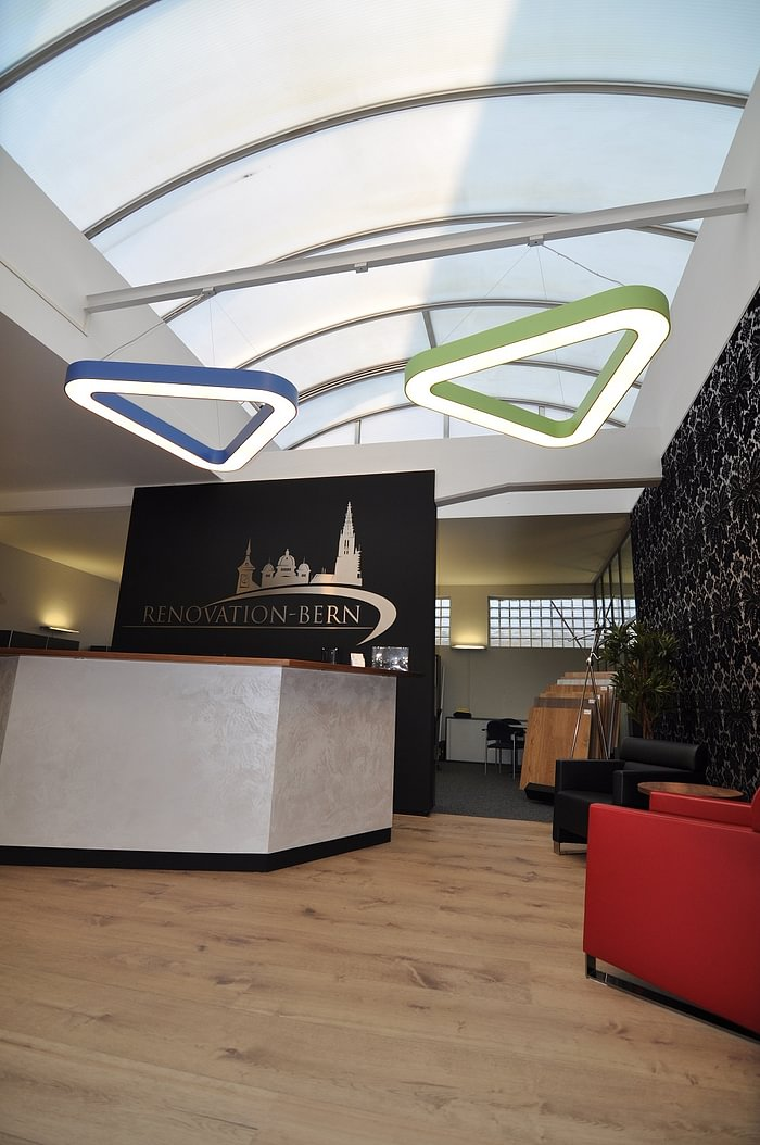 Eingang Renovation Bern AG