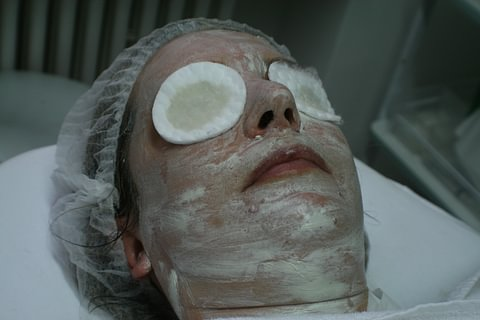 Facial treatment with 50% discount
