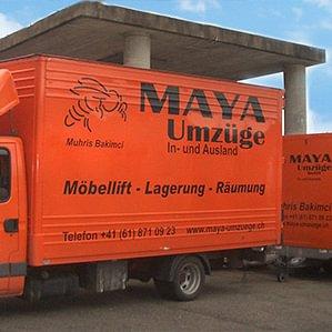 Maya Umzüge GmbH