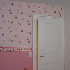 Tapezierarbeiten Kinderzimmer