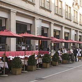 Terrasse Restaurant Bärengasse