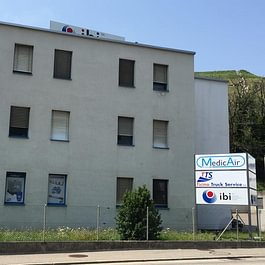 Ticino Truck Service SA - Sede centrale