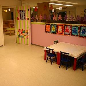 salle du groupe de jeu