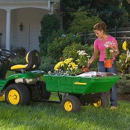 John Deere - Gamme de tracteurs et accessoires