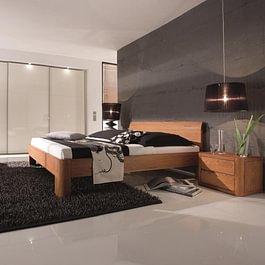 Massivholz-Betten