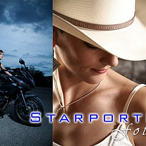 Starportrait Fotoshooting