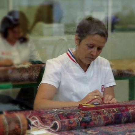 Un personnel de qualité pour un travail de qualité Mélinda Jouy (MOF 2004) vous donne son diagnostique