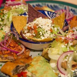 Echte mexikanische Küche