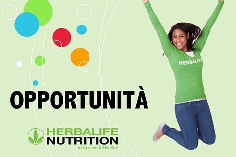 L'Opportunità Herbalife