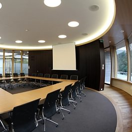 salle de conférence EPFL à Buchillon