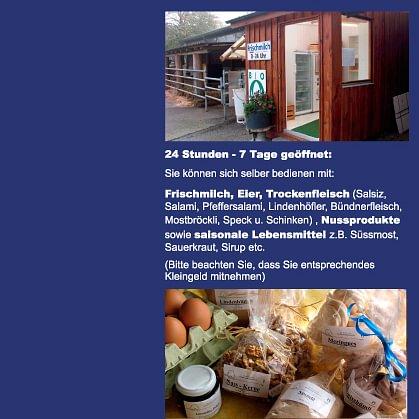 Lindenhof - Hofladen