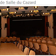 Grand Salle du Cazard à Lausanne