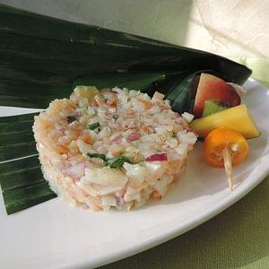 Tartare Thaï