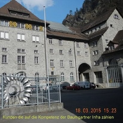 Kraftwerk Amsteg, UR