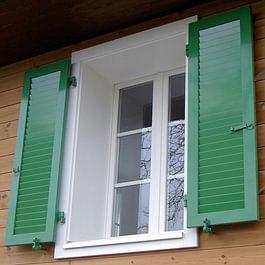 Fenster in Holz