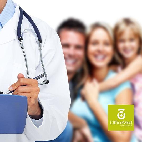 Médecin de Famille - Centre Médical Georges-Favon à Genève Plainpalais - OfficeMed