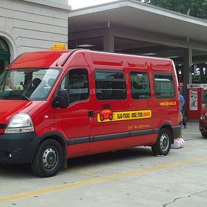 Personenbus bis 13 Fahrgäste