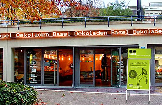 Oekoladen Theaterpassage