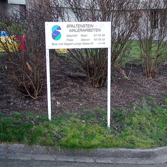 Spaltenstein + Co., Oberwil/Basel